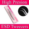 tweezers for eyelash extension ( 7-SA)/eyelash extension
