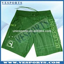 Custom design print beach wear Mens Board shorts