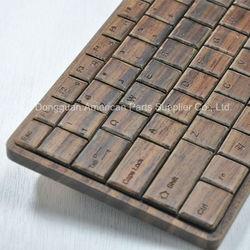Wood keyboard - wooden bluetooth wireless keyboard