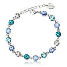 2015 fashion bracelet 30202 azul pulsera