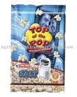 Popular Snack Top of the Pop Salt Microwave Popcorn