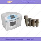 PEEK laboratory apparatus microwave digestion bomb 60ml,80ml,100ml