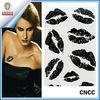 New fashion temporary lip tattoo/lip sticker (ZY3-1014)