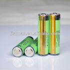 Panasonic NCR 18650B 3.7V 3400mah Li-ion rechargeable battery with PCB