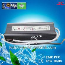 KV-36100-AS 2.77A 36V 100W PFC EMC constant voltage LED Driver
