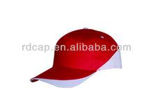 2 color combinations baseball cap
