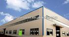 Industrial steel prefabricated warehouse