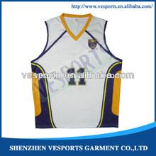 Custom Shooting Shirt Basketball Warm Up Shirts
