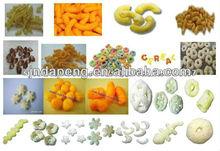 High quality corn puffs cheese ball making machine