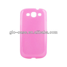 for Samsung Galaxy S3 android mobile phone hard case cover red