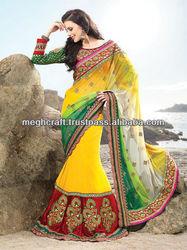 Wholesale Designer Saree - - Indian Pakistani anarkali salwar kameez - stone work indian sarees - designer salwar kameez