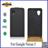 Case for Google Nexus 5 Flip Leather Case Cover for LG Nexus 5 E980