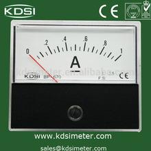 BP-670 analog dc ampere meter