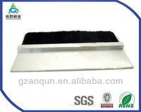 PVC seal weather strip use for saddle brown DORMA door bottom