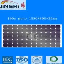 cheap 190w mono solar panels manufacturer china