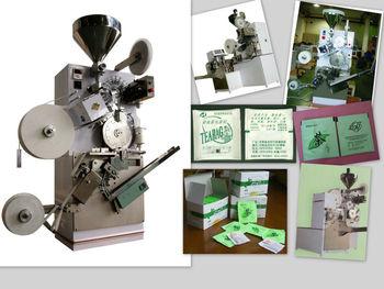 Maisa tea bag packing machine