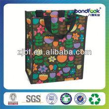 New Design rabbit and teddy bear foldable shopping bag