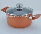 2013 New design factory price aluminum pot kitchen ware
