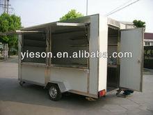 Mobile food van/Trailer/Kiosk YS-FV400