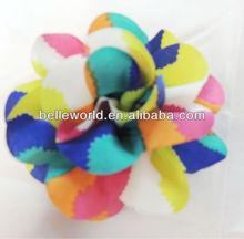 plastic flower hair ornament