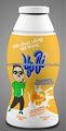 Bebida de yogur botella 110ml orang- sabor yobi- marca
