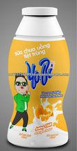 Drinking Yoghurt 110ml bottle - Orang flavor - YOBI Brand