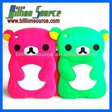 2014 smart case for ipad mini in cute bear shape