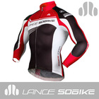 2013 New Design cycling gear Long Sleeve Cycling Jersey