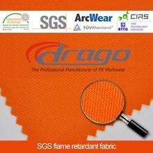 arc flash Flame retardant fabric for welding worker
