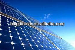 high quality 500 watt solar panel with CE ISO TUV CEC