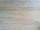 white grain, brushed, smoked Russia Oak 3-layer 1-strip parquet flooring