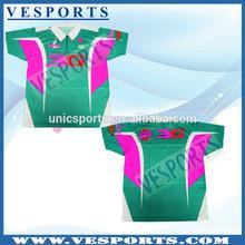 Racewear Motorsports Racing Crew Shirts Cheap Sublimation