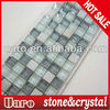 15x15mm high quality crackle marble mosaic wall tile