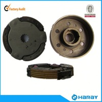 Chinese loncin jialing CUB UTV motorcycle engine spare parts for clutch disc