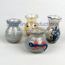 Glass Jars with Cork