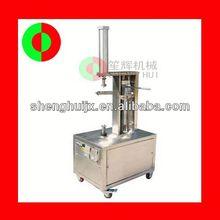 TP-120 Stainless steel pumpkin/ pineapple skin removing machine
