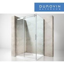 6mm/8mm/10mm terpered glass one sliding door shower enclosure