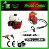 BG330 1E36F 33CC 0.9KW Knapsack Brush Cutter With CE