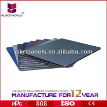 indoor /outdoor/PE/PVDF coating acm/acp/interior design acp panel