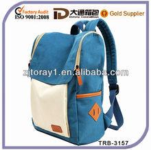 2014Canvas Satchel School Bag For Teens