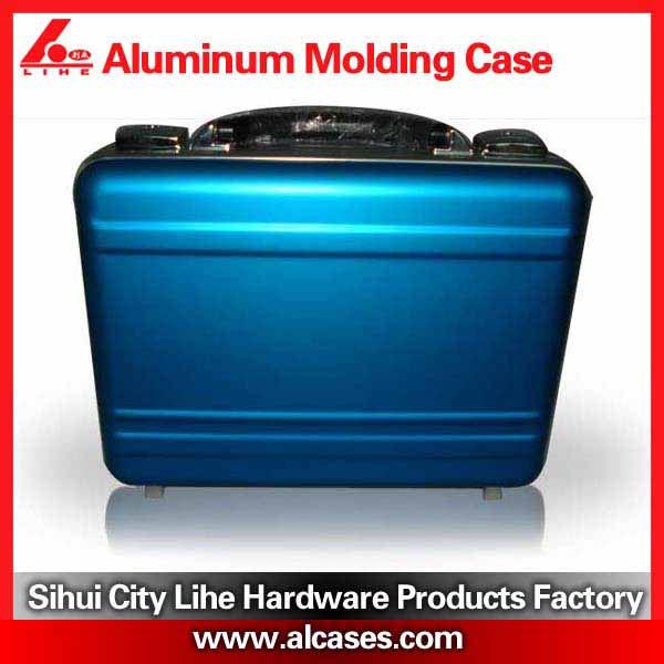professional aluminum hard laptop cases