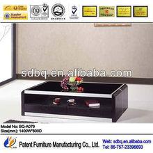 black high gloss coffee tableBQ-A079
