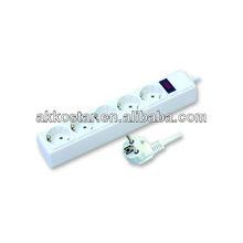 Fashion global industrial adapter EU/AU/UK/US socket set