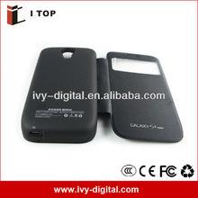 For Samsung i9190 Galaxy S4 Mini Battery Case 2600mAh (SE035-2)