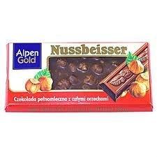 Alpen Gold Kraft Nussbeisser Chocolate 100 g