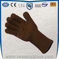 seeway 2015 caliente de la venta de cocción del horno 482f guantes guantes resistentes al calor