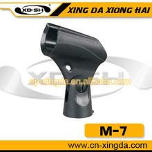 M-7 Black plastic clip