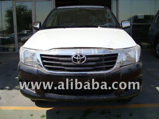 Nuevo Toyota hilux, 2014 - 2015 modelo
