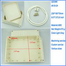 abs plastic enclosure ip65 switch box waterproof
