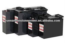 Sunstone VG 12V 80ah High Quality Lead Acid Solar Battery For Solar System Deep Cycle Dry Solar Cell AGM battery UPS Battery